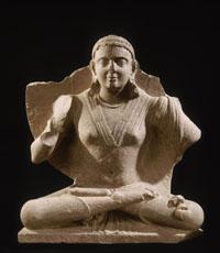 Guimet Bodhisattava Maitreya