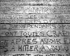Martin d'Orgeval, le plancher de Jean