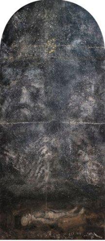 Athanor, Anselm Kiefer au Louvre, décor
