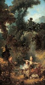 Fragonard, La poursuite, expo, Jacquemart-André