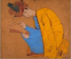 Chefs-d'oeuvre de l'Aga Khan Museum, exposition musée du Louvre