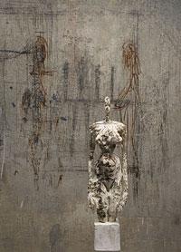 L'atelier d'Alberto Giacometti, centre Pompidou