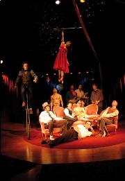 Drôle de Monde 2, Le Cirque du Grand Céleste