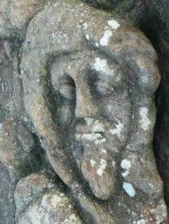 Les rochers de Rothéneuf à Saint-Malo