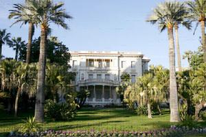 Le musée d'art et d'histoire Masséna à Nice