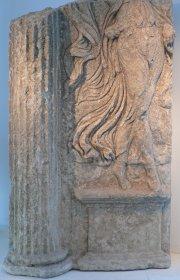 Musée de l'Arles et de la Provence antiques, danseuse romaine