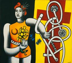 Exposition Fernand Léger à Bâle
