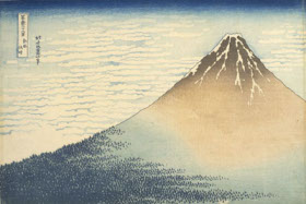 Hokusai, l'affolé de son art