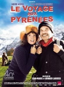Arnaud et Jean-Marie Larriau, Voyage aux Pyrénées
