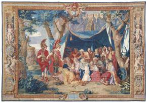 Alexandre le Grand à la Galerie des Gobelins
