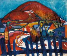 Fauves hongrois au musée Matisse, exposition
