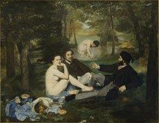 Picasso, Manet, le déjeuner sur l'herbe, exposition au Musée d'Orsay