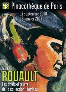 Georges Rouault, chefs-d'oeuvre de la collection Idemitsu à la Pinacothèque de Paris