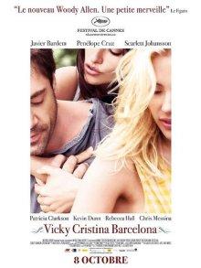 Woody Allen, Vicky, Cristina, Barcelona
