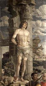 Saint-Sebastien du Louvre, Mantegna