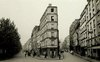 Alexandre Trauner, Hôtel du Nord, Institut Hongrois de Paris