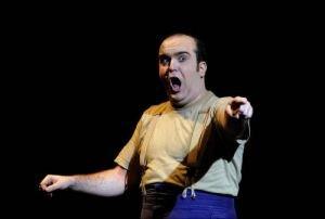 O Carmen, Olivier Martin-Salvat au théâtre du Rond-Point