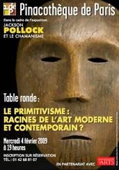 Pollock et le chamanisme, table ronde sur le primitivisme