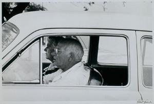 Robert Frank, exposition Les Americains, Jeu de Paume