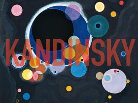 Rétrospective Kandinsky à Pompidou
