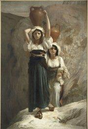 Italiennes modèles au musée d'Orsay
