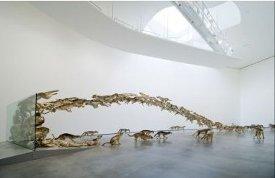 De plein fouet, Cai Guo-Qiang