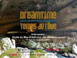 Exposition à Toulouse, les Abattoirs, Dreamtime