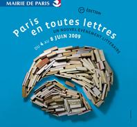 Festival Paris en toutes lettres, première édition