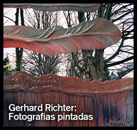 Photographies peintes de G Richter, Madrid