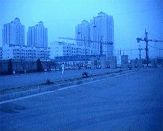 Zhao Liang, escena urbana, photoespana 2009