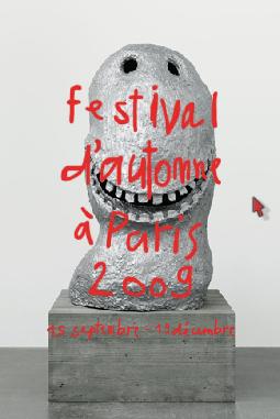 Le Festival d'Automne à Paris 2009