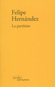 La partition, Felipe Hernandez, Verdier