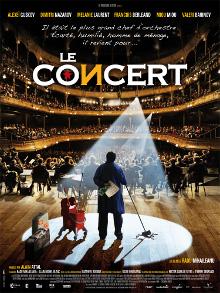 Film Le concert de Radu Mihaileanu