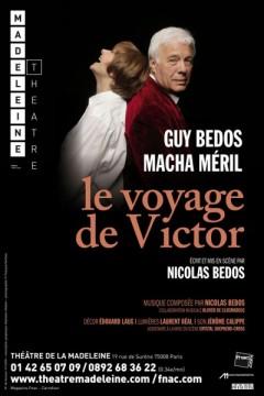 Le voyage de Victor de Nicolas Bedos, avec Guy Bedos, la Madeleine