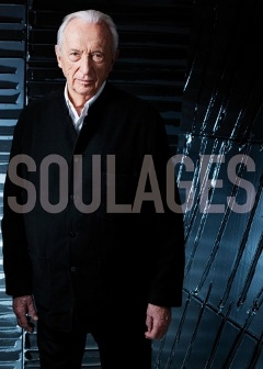 Exposition Soulages à Pompidou