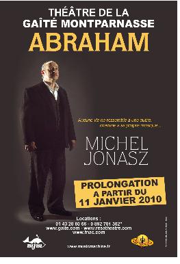 Abraham, Michel Jonasz, Gaîté Montparnasse
