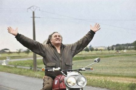 Mammuth, Gérard Depardieu