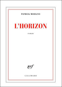 L'horizon, Patrick Modiano, Gallimard