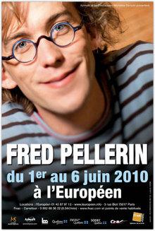 Fred Pellerin, L'Arracheuse de temps à l'Européen