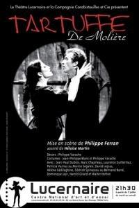 Tartuffe au théâtre du Lucernaire