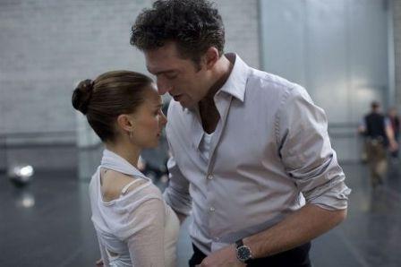 Black Swan, Natalie Portman et Vincent Cassel