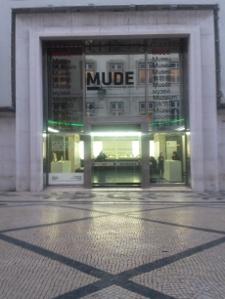Le MUDE à Lisbonne