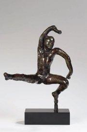 Exposition Rodin au Musee Matisse Cateau-Cambresis, sculpture mouvement de danse