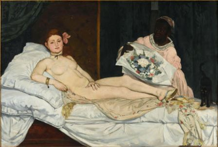 Exposition Manet inventeur du Moderne