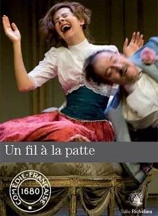 Un fil à la patte, Feydeau, Jérôme Deschamps