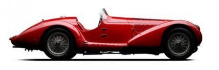 Alfa Romeo 1938 chez Ralph Lauren