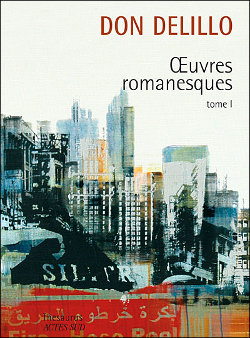 Don deLillo, Americana et autres romans, Thesaurus