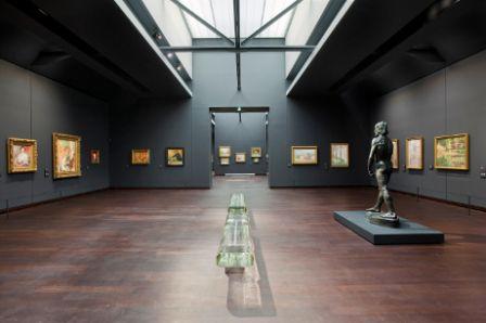 Galerie des impressionnistes, nouvel Orsay