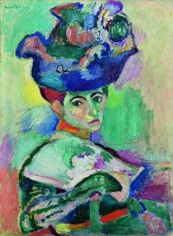 Matisse, la femme au chapeau, exposition Stein, grand palais