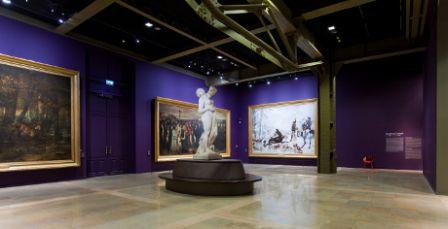 Nouvel Orsay, Salle Courbet